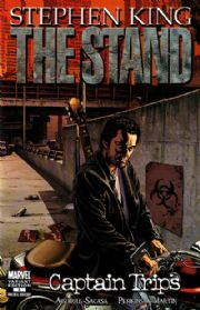 The Stand Captain Trips #3 Retail Variant (2008) Stephen King Marvel comic book